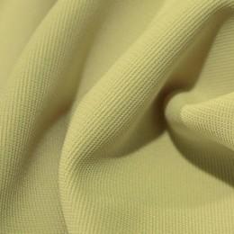 Ткань трикотаж оттоман айвори (метр )