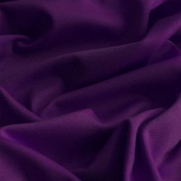 Ткань трикотаж французский фиолетовый (метр )