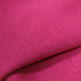 Ткань трикотаж французский малиновый (метр )