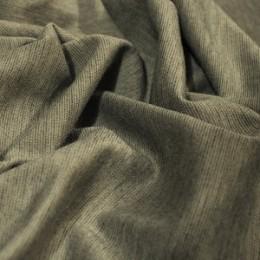 Ткань трикотаж французский серый (метр )