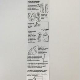 Этикетка накатанная 40мм (составник) Adiff атлас заказная (100 метров)