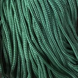 Шнур круглый 4мм ПП зеленый (100 метров)