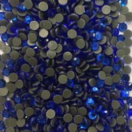 Стразы клеевые (камешки) DMC ss16 sapphire (1440 штук)