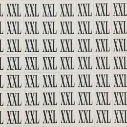 Размеры клеевые (320 на листе) XXL (лист)