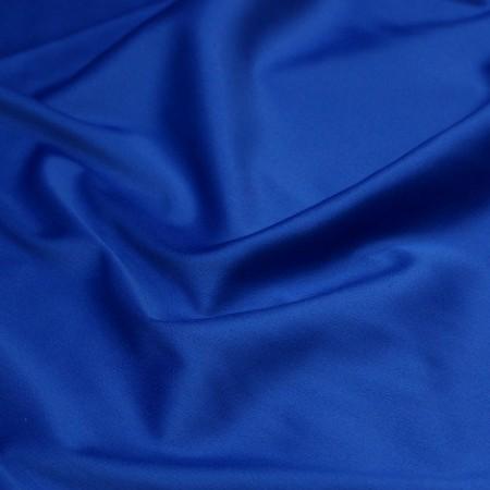 Ткань атлас королевский стрейч электрик (метр )