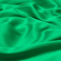 Ткань атлас коттон бирюзовый (метр )
