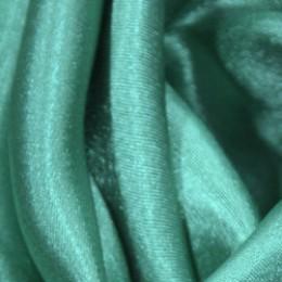 Ткань креп-сатин мята (метр )