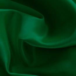 Ткань креп-сатин темно-зеленый (метр )