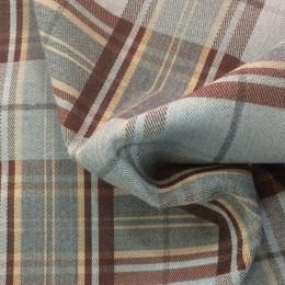 Ткань костюмная клетка 16 (метр )