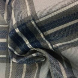 Ткань костюмная вельвет бежевый (метр )