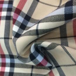 Ткань костюмная вельвет светло-бежевый (метр )