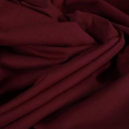 Ткань футер двунитка марсала (метр )