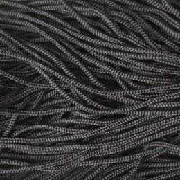 Шнур круглый 3,5мм ПП синий заказной (100 метров)