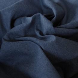 Ткань джинс синий (метр )