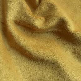 Ткань замша искусственная бежевая (метр )