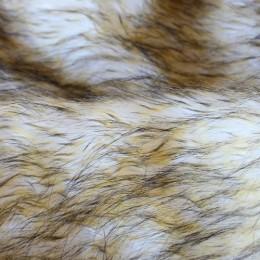 Мех искусственный длинноворсовый (метр )