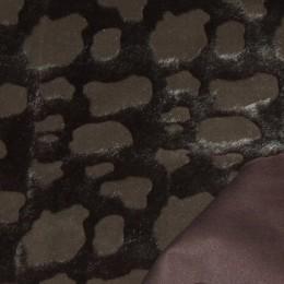 Мех искусственный нерпа жаккард (метр )