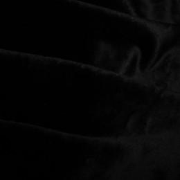 Мутон полированный черный (метр )