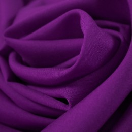 Ткань габардин фиолетовый (метр )