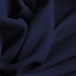 Ткань габардин темно-синий (метр )