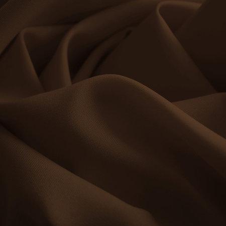 Ткань габардин коричневый (метр )