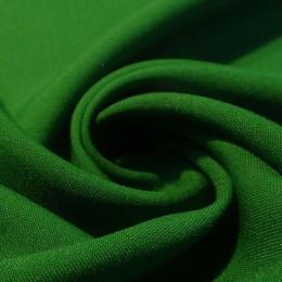 Ткань габардин зеленый (метр )