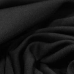 Ткань костюмная мадонна черная (метр )