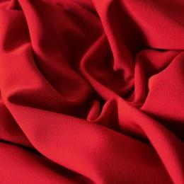 Ткань костюмная мадонна красная (метр )