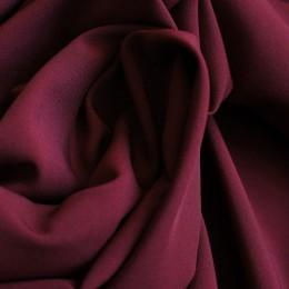 Ткань костюмная мадонна бордовая (метр )