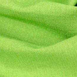 Ткань лен стрейчевый салатовый (метр )