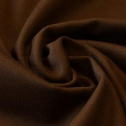 Ткань кашемир коричневый (метр )