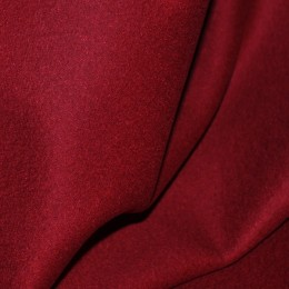Ткань пальтовая кашемир (570 GSM) серо голубой (метр )