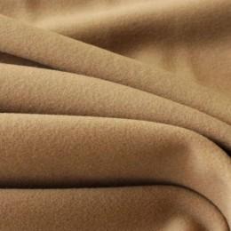 Ткань кашемир темно бежевый (метр )