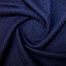 Ткань кашемир темно синий (метр )