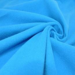 Ткань кашемир голубая бирюза (метр )