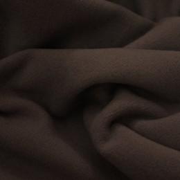 Ткань пальтовая кашемир (580 GSM) серо коричневый (метр )