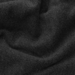 Ткань пальтовая кашемир (580 GSM) темно-серый (метр )