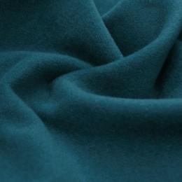 Ткань пальтовая кашемир (580 GSM) синий (метр )