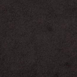 Ткань пальтовая вареная шерсть черная (метр )