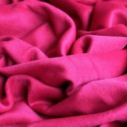 Ткань пальтовая ворсовая малиновая (метр )