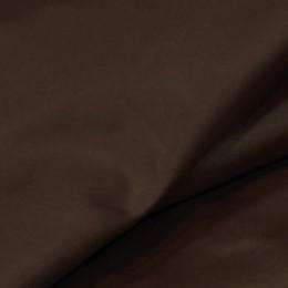 Ткань плащевка лаке коричневая (метр )