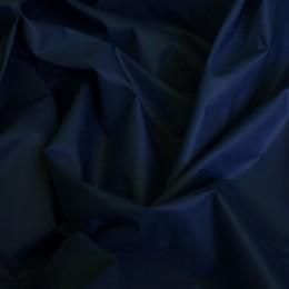Ткань плащевая лаке темно-синяя (метр )