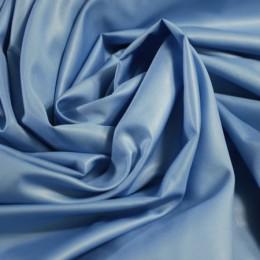 Ткань плащевка лаке light голубая (метр )