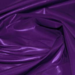 Ткань плащевка лаке фиолетовая (метр )