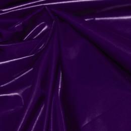 Ткань плащевка лаке цвет темный индиго (метр )