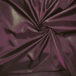 Ткань плащевка лаке баклажан 4 (метр )