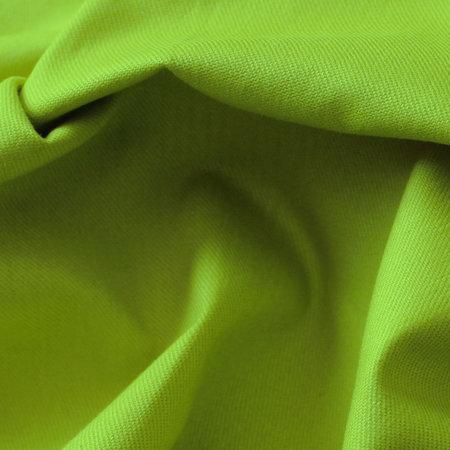 Ткань парка салатовый цвет (метр )