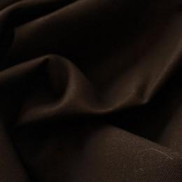 Ткань парка коричневый цвет (метр )