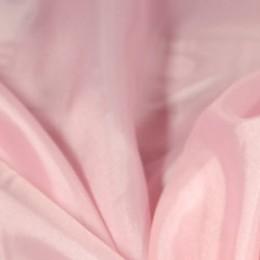Ткань подкладочная нейлон розовая (Италия) (метр )