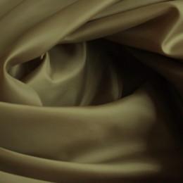 Ткань подкладочная нейлон темно-бежевая (Италия) (метр )